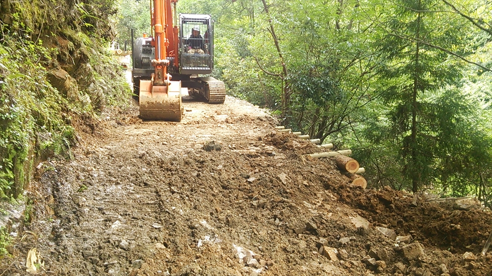 一般土木造成工事事業